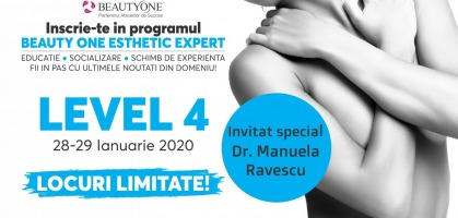 Beauty Expert Level 4- 28-29 ianuarie 2020