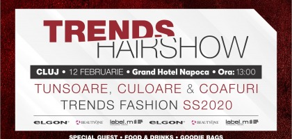 Trends Hairshow 12 februarie 2020