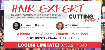 Hair Expert Cutting Editia 1