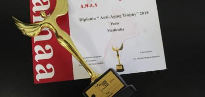 "Medicalia Skincare - ""Anti-Aging Trophy"" for Peels"
