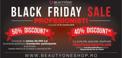 Profita de BLACK FRIDAY!!!!