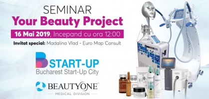 Seminar Your Beauty Project- 16 Mai